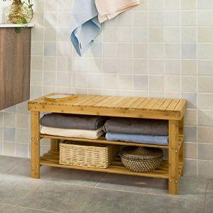 o acheter un banc de salle de bain pas cher petite salle de bain. Black Bedroom Furniture Sets. Home Design Ideas