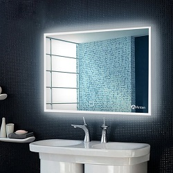 miroir salle de bain led le top 5 petite salle de bain. Black Bedroom Furniture Sets. Home Design Ideas