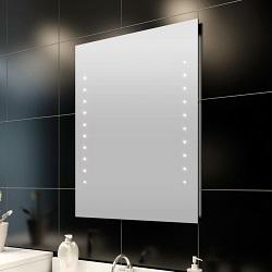 le miroir de salle de bain led vidaXL