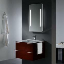 Miroir salle de bain led : le top 5 - Petite salle de bain