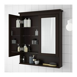 À quelle hauteur faut-il mettre le miroir dans sa salle de bain ... - Hauteur D Un Miroir De Salle De Bain