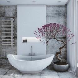 Nos id es pour faire une salle de bain zen petite salle de bain - Idee salle de bain zen ...