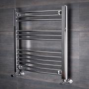 le radiateur sèche-serviette à eau chaude WarmerHaus 198W - 750 x 495mm