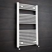 le radiateur sèche-serviette à eau chaude WarmerHaus 486W - 1200 x 500mm