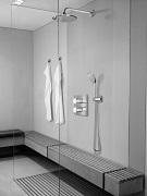 le kit de douche encastré Grohe