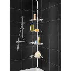 quelles sont les réelles utilités d'une étagère de douche