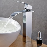 robinet mitigeur à bec allongé Auralum