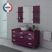Meuble simple vasque Distribain
