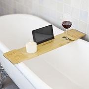 pont de baignoire bois et bambou test avis et prix. Black Bedroom Furniture Sets. Home Design Ideas