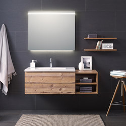comment installer un meuble de salle de bain suspendu soi m me petite salle de bain. Black Bedroom Furniture Sets. Home Design Ideas