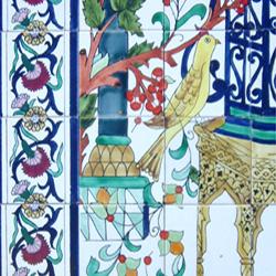poser le carrelage mural d'une salle de bain