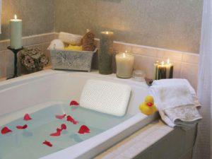coussin de baignoire top 5 des meilleurs repose tête