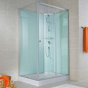 Cabine de douche complète Corsica Schulte