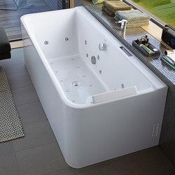 Les avantages de prendre une baignoire balnéo rectangulaire