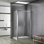 Porte de douche coulissante AICA