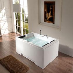 Pourquoi investir dans une baignoire balnéo rectangulaire